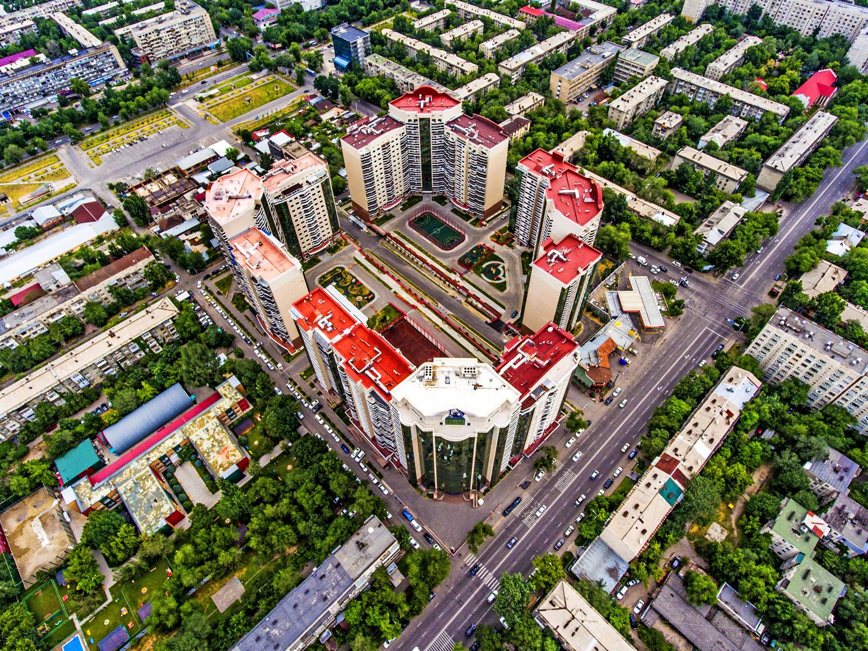 Жилой комплекс «Арай»