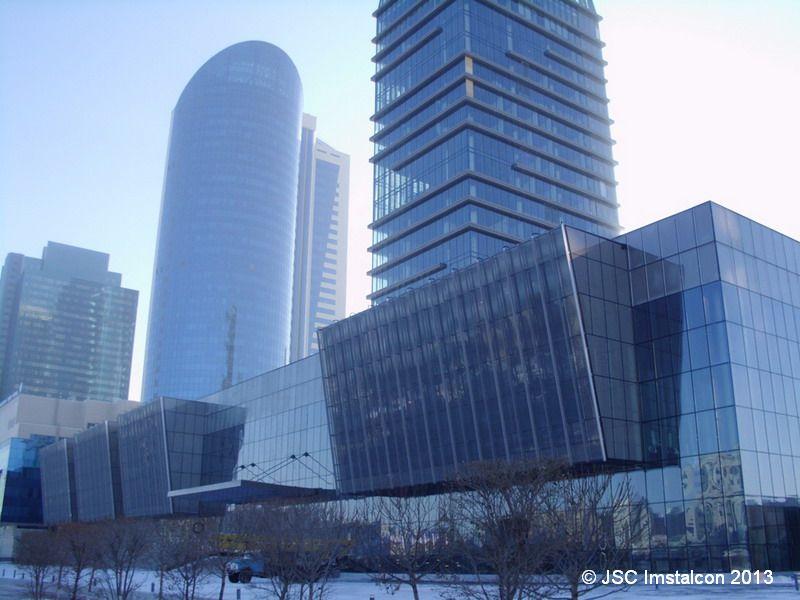 «Телерадиокомплекс» в г. Астана